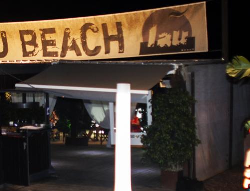 BENVINGUTS/DES DE NOU AL LAU BEACH!