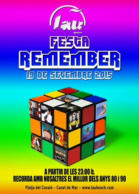 Festa Remember 2015